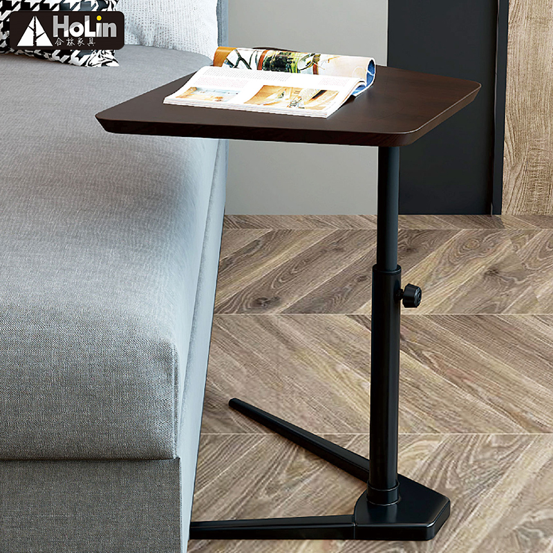 adjustable laptop side table
