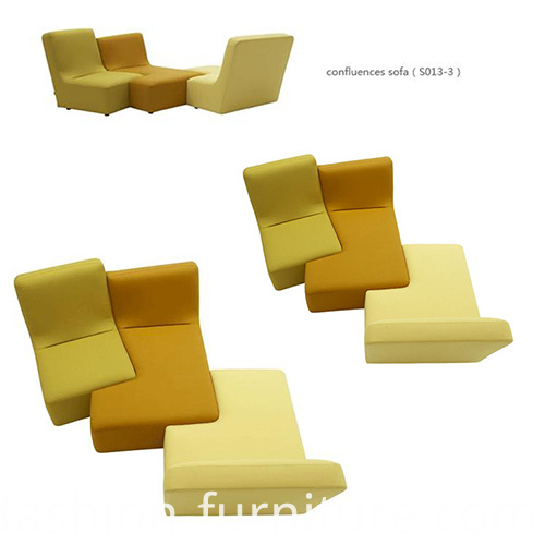 confluences sofa