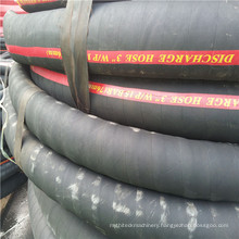 Low Temperature 6 Inch Tank Truck Used Rubber Fuel Diesel Oil Suction Hose 10bar