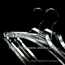 Luxury Transparent Acrylic Lingerie Hanger for Bedroom Furniture