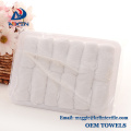 Soem-Lieferant 100% Baumwolle kleines Handtuch weißes Flugzeugtuch Soem-Lieferant 100% Baumwolle kleines Handtuch weißes Fluglinienhandtuch