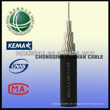 State Grid 1kv Aluminium Core XLPE Insulated Aerial Bundled Kabel