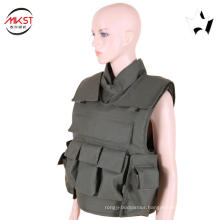 MKST647 Series Sides Protection aramid Bullet Proof Vest Body Armor