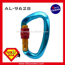 Алюминиевый Альпинизм Спорт Альпинизм карабин D форма 25КН