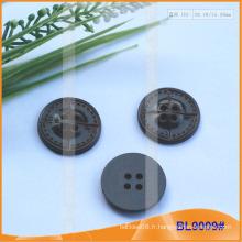 Imitent le bouton en cuir BL9009
