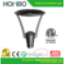 120lm/w Bridgelux chips 30w~60w outdoor led garden lights approved DLC ETL
