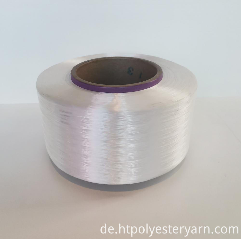 Polyester industrial filament