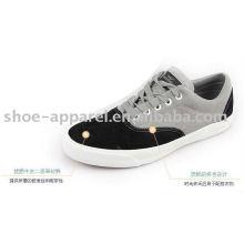 mais recentes sapatos de skate de divisão de couro