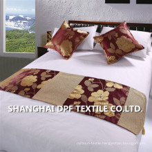 Hotel Polyester Bed Throw (DPH7432)