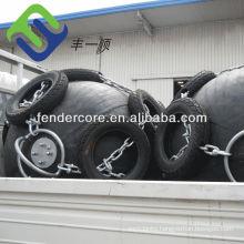 Fishing ship pneumatic fender made by Qingdao Florescence