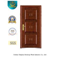 Porta de aço de segurança Simplestyle para exterior (b-3021)