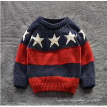 Europe and the American hot sale boys sweater/cotton sweater for kids