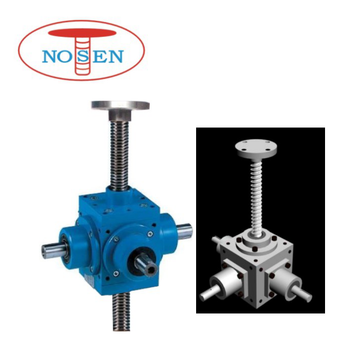 Bevel Gear Lifting Screw Jack U Type System