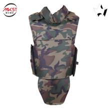 MKST 648 military full protection bulletproof vest ballistic vest level 4