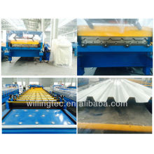 sandwich panel used roll forming machine for wall and roof