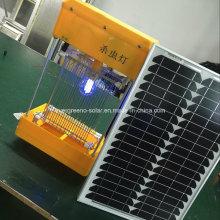 Lampe extérieure à LED solaire pour protéger l'organisme nuisible