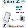 9 pouces haute qualité papillon LED salle de bain miroir (D902)