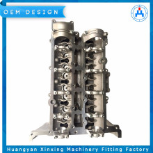 Casting de piezas de aluminio de la cabeza del cilindro auto del OEM de la alta precisión