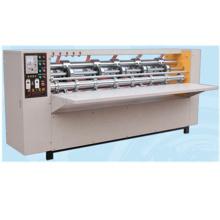 Carton  slitter scorer thin knife blade edge lifting type packing machine