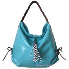 2015 Designer Bowknot and Tassel Lady Handbag (LY0031)