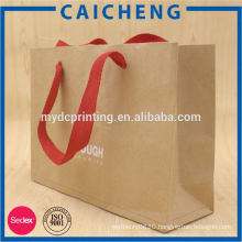 Brown Paper Bag With Handle Indian Gift Bag