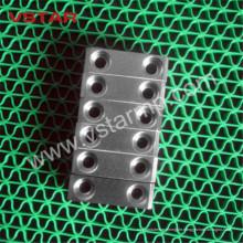Bearbeitung der Edelstahl-Maschine CNC für kundenspezifische Maschinen-Autoteil-Hardware Vst-0956