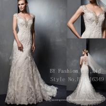 Quality fabric heavy handmade High end arabic alibaba wedding dress with shoulder girdle turkish dubai muslim wedding dress