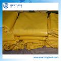 Venta caliente empujando la bolsa de aire para mármol y granito corte de bloque