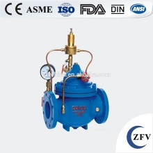 Factory Price 200X Water Pressure Reducing Flow Control Valve, Pressure Reducing Valve, Water Flow Control Valve