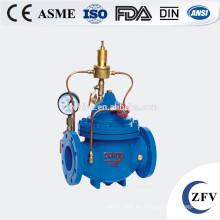 500 x válvula de alivio de presión