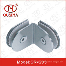 Stainless Steel 135 Degree Double Sided Glass Fixing Clip (CR-G33)