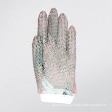 Corrente de aço Mail Protective Cut Resistant Glove-2372