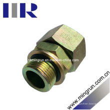Adaptador hidráulico do encaixe de tubo fêmea masculino / métrico de Bsp (2GD)