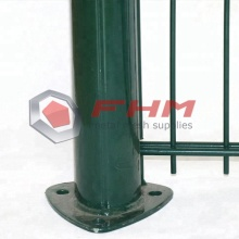 PVC Wire Fence of Double Horizontal Wire