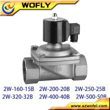 stainless steel 304/316 12vdc miniature water solenoid valve