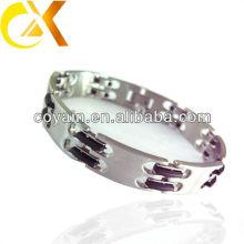 Изготовитель ювелирных изделий стальной браслет для мужчин