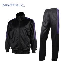 Conjunto de roupas esportivas para corrida de corrida masculino