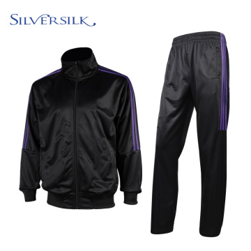 Running training sportswear set mens track suit