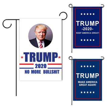Hot Sale Trump Garden Flagge