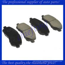 D866 4605A879 37202 plaquettes de frein pas cher pour peugeot 4008