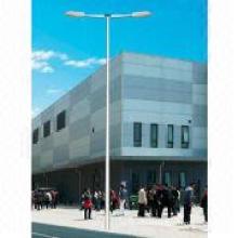(LDSB-0013) Steel Material Streetlight Pole
