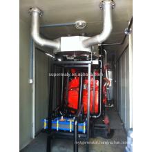 200kva USA brand natural gas generator with CHP