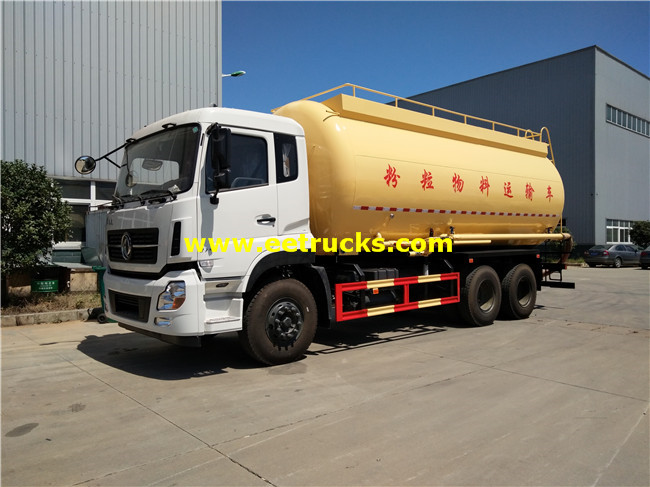 30cbm Pneumatic Tanker Trucks