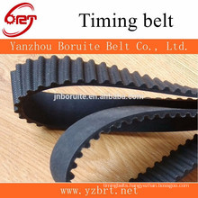 low noises,no slippage timing belt
