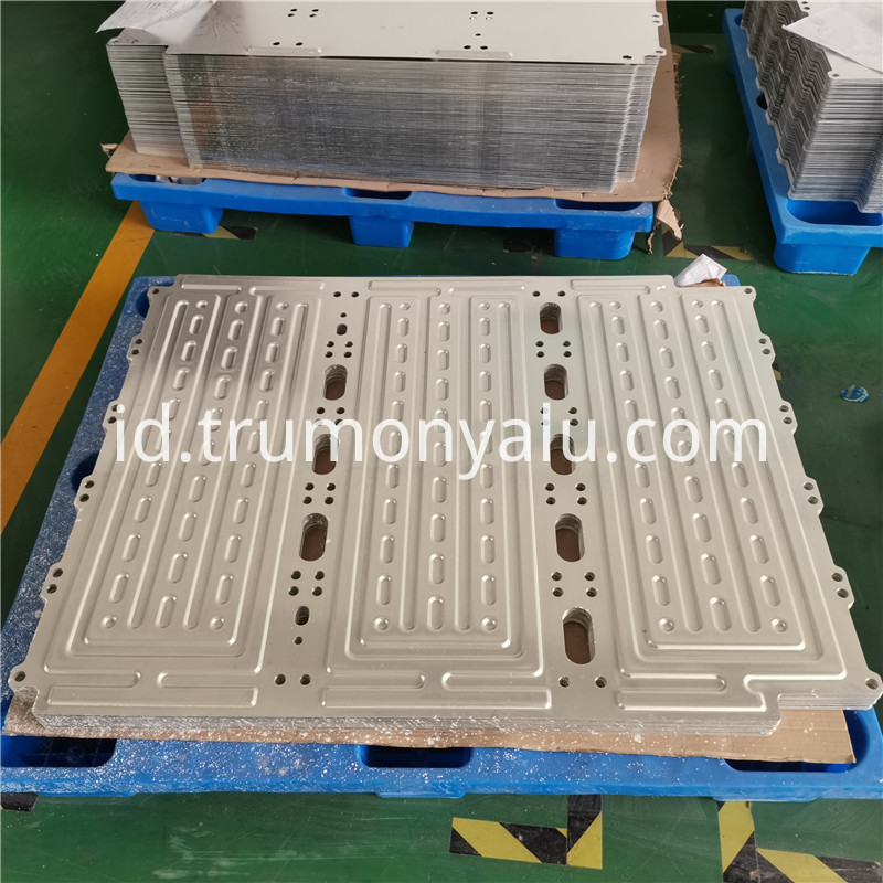 Aluminum Water Cooling Plate20