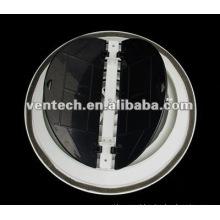 difusor de alumínio com amortecedor