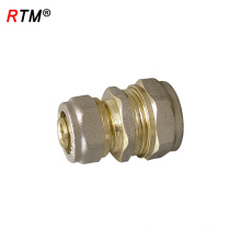 A 17 4 10 wholesales price brass compression fitting pap pipe fitting compression fitting brass