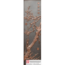 Casa Decor Wintersweet relieve Mural
