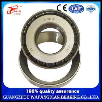 Rodamiento automático de rodamiento de rodillos cónicos de alta calidad 31308