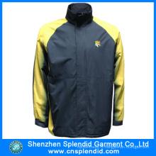 Shenzhen Garment Factory Hommes Oxford Vestes en molleton